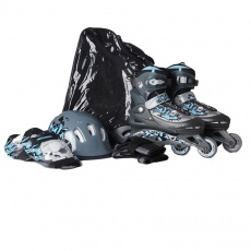 The PW 117C inline skate set