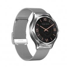 Watch, smartwatch Women Elise silver, steel
