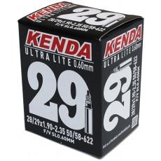 duše KENDA 29 / 28x1,9-2,35 (50 / 58-622) FV 33 mm Ultralite
