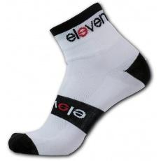 ponožky ELEVEN Howa PREMIUM veľ. 5- 7 (M) biele / čierne