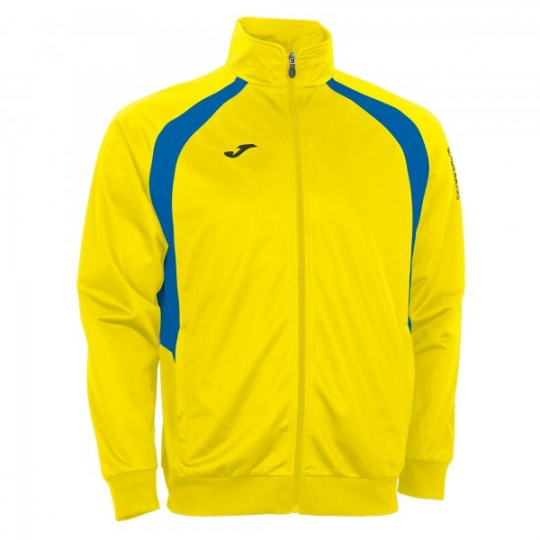 JACKET CHAMPION III YELLOW-ROYAL