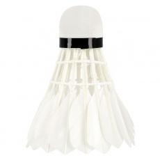 Badmintonové loptičky z peria WISH PRO-808, 3 kusy