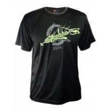 dres krátky pánsky HAVEN NAVAHO čierno / zelený