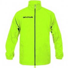 Jacket Givova Rain Basico Fluo RJ001 0019