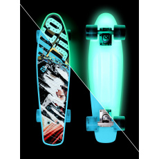 Street Surfing Skateboard Street Surfing BEACH BOARD  Glow Rough Poster