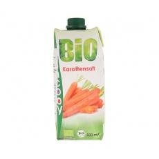 šťáva mrkvová JACOBY 500ml (tetrapack)