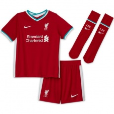 Nike Liverpool FC Home Jr CZ2636 687 football set