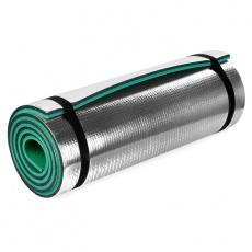 KODIAK Karimatka XPE / hliník, 180x50 cm, zelená