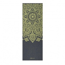 "SUNDIAL LAYERS"" 6mm 62432 yoga mat"