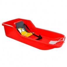Sledge Hamax Baby Bob red / 501007