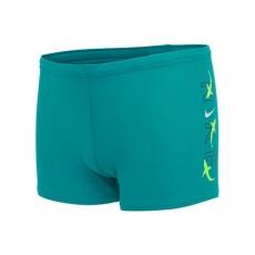 Logo Square Leg YB Jr Nessb852 345 swimwear