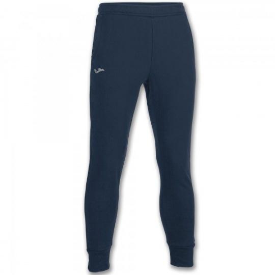 LONG PANTS COMBI COTTON NAVY BLUE