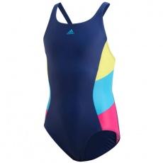 Swimsuit adidas Fit 1PC Cb Y Jr FL8666
