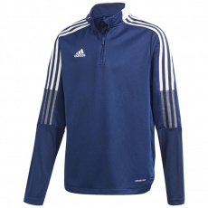 Adidas Tiro 21 Training Top Youth Jr GK9661 sweatshirt