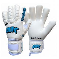 4Keepers Champ Aqua IV NC S624485 goalkeeper gloves
