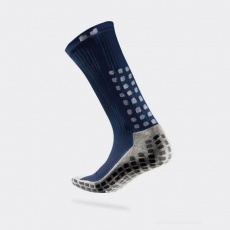 Trusox Cushion football socks navy blue