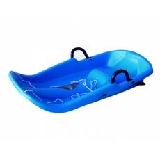 klzák plastový Twister modrý
