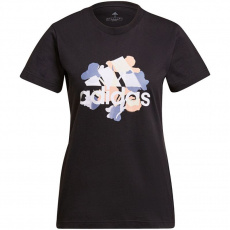 Adidas Floral Graphic Tee W GT8806