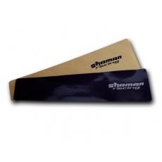 ochranná samolepka ShamanRacing pod reťaz XL kar