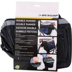 Bicycle trunk bag Dunlop 2ass PES 30x26x10cm 600D SL 27890