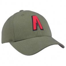 A cap green
