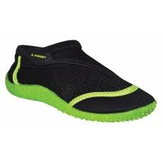 topánky detské LOAP HANK do vody čierno / zelené