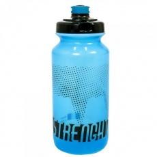 Fľaša Strenght 500 ml, modrá