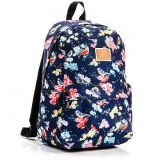 Backpack Meteor flowers 19L 74516