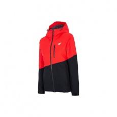 4F W H4Z20-KUDN005 Red Neon Jacket