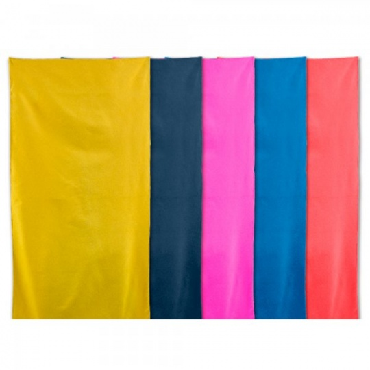 TOWEL MICRO ASSORTMENT COLOR