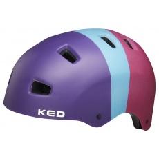 prilba KED 5Forty M 3 colors retro rave 54-58 cm