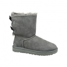 UGG Bailey Bow II W 1016225-GRAY shoes