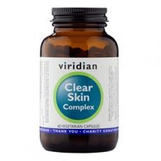 Clear Skin Complex 60 kapsúl (Prírodná starostlivosť o pleť)