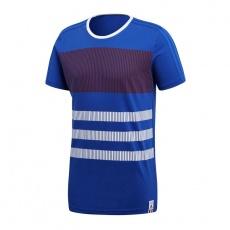 Adidas France Polo Ci TEE T-shirt M CF1697