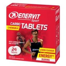 GT Sport Carbo Tablets 24 tabliet citrón