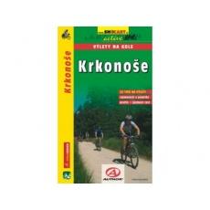 cykloprůvodce Krkonoše, výlety na kole
