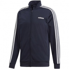 Adidas Essentials 3 Stripes Tricot Track Top M DU0445 training sweatshirt