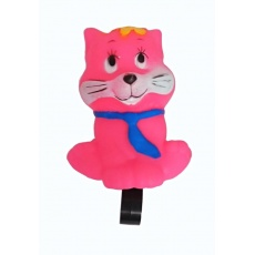 húkačka gumová mačička