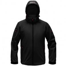 Kazaiuki M black softshell jacket