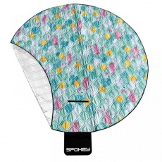 piknik deka FLAMINGO okrúhla priemer 150 cm