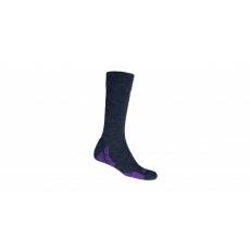 ponožky SENSOR HIKING MERINO modro/fialové
