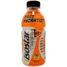 nápoj ISOSTAR PET FAST Hydratation pomaranč 500ml exp. 12/20