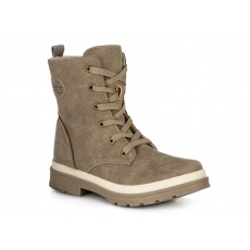 boty dámské LOAP SANGRI zimní hnědé