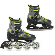 Roller skates MICO FLOS BOY 2in1