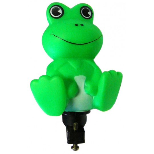 houkačka - žába