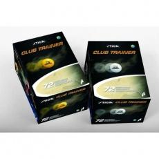 Table tennis balls STIGA Club Trainer 72pcs orange