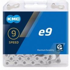 řetěz KMC X9E, 1/2x11/128 9k, pro e-kola 136čl.
