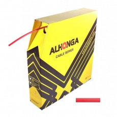 bowden řadicí 1.2/4.0mm SP Alhonga 30m červený box