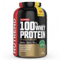 100% Whey Protein 2,25 kg NEW ananás kokos + Šejker ZADARMO