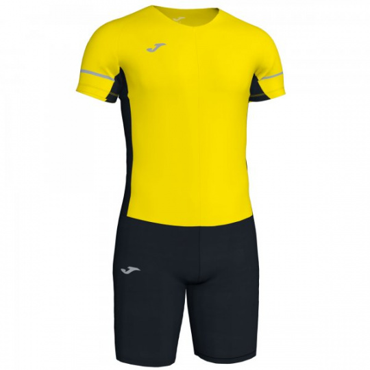 BODY ATHLETICS YELLOW S/S